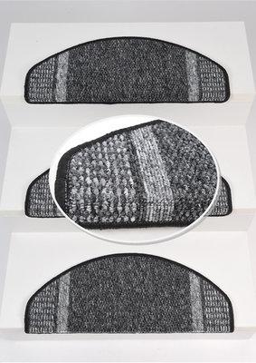 Set 15 stuks Elzas grijs